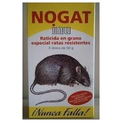 INSECTICIDA NOGAT RATAS RESISTENTE 250