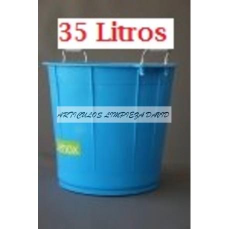 BARREÑO ASAS DELTA AZUL 35L