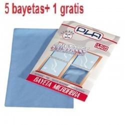 BAYETA PLA CRISTALES 1U