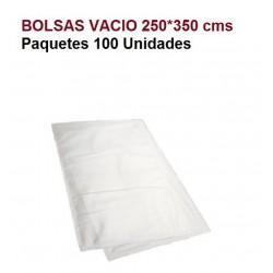 BOLSAS VACIO 250*350 PAQ 100U