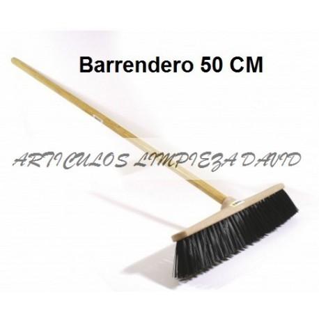CEPILLO BARRENDERO C/P GRAPA 50CM L.P