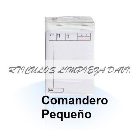 BLOC COMANDAS DUPLICADO MINI  PAQUETE 10 UNID
