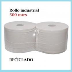 PAPEL INDUSTRIAL 500M 2H 1U RECICLADO