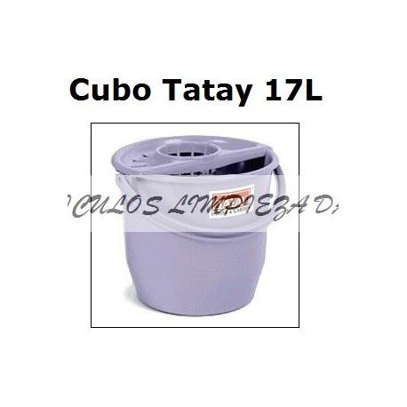 CUBO REDONDO TATAY 17L RESISTENTE