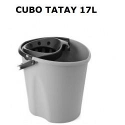 CUBO OVAL ECOLOGICO TATAY 17L