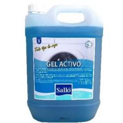 DETERGENTE  GEL ACTIVO BOON SALLO GARRAFA 5L