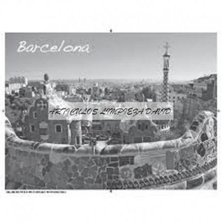 MANTEL LITO 31*42 BARCELONA 1000U