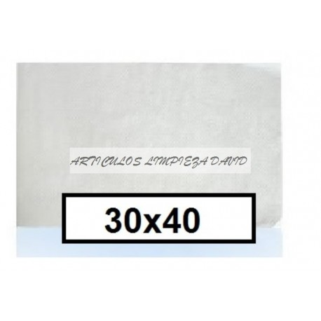 MANTELITOS ANONIMOS 30*40 1000U