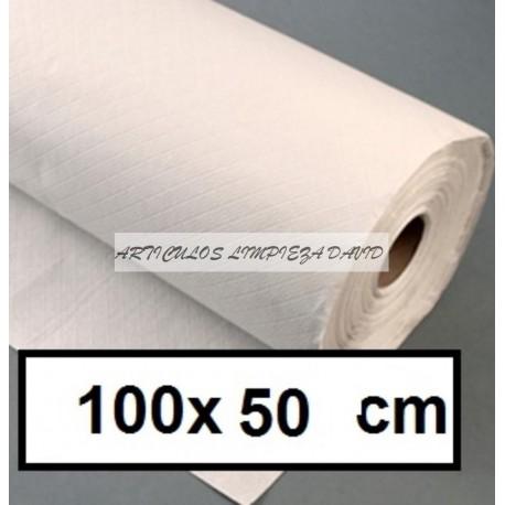 MANTELES EN ROLLO 100*50 ROLLO 101