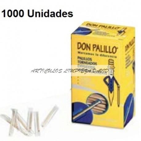 PALILLO D.P ENV TRANSPARENTES TORNEADO1000U