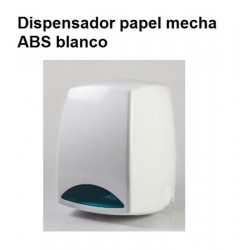 PORTA PAPEL MECHA CHIMINI ABS BLANCO