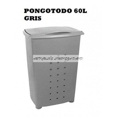 PONGOTODO MILLENIUM 60L GRIS