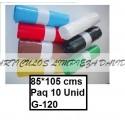 SACOS INDUSTRIALES 85*105 G-120 COLORES 10U