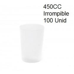 VASO COMBI (SIDRA) PP 450 cc INYEC 100UNID