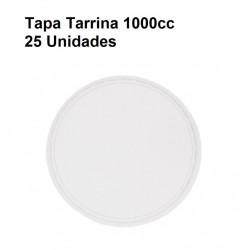 TAPA REDONDA CALDO 1000CC 50U C/24PAQ