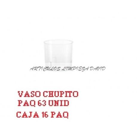 CAJA VASO CHUPITO PS DESECHABLES 1008 UNID 16PAQ