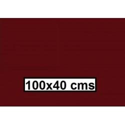 CAMINO MESA ESTOLAS POLIPROPILENO TST  100*40 MARRON 500U