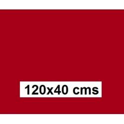 CAMINO MESA ESTOLAS POLIPROPILENO TST  120*40 BURDEOS 500U