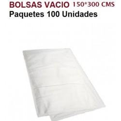 BOLSAS VACIO 150*300 100UNI