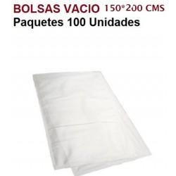 BOLSAS VACIO 150*200 100UNI