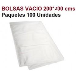 BOLSA VACIO 200*200 100UNID