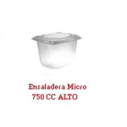 ENSALA BISAGRA 750CC MICRO PP ALTO 50U C/12PAQ
