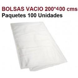 BOLSA VACIO 200*400 100UNID