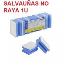 ESTROPAJO SALVAUÑAS AZUL 7*9 CM NO RALLA 1U