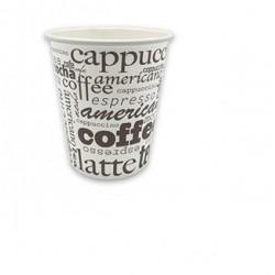 VASO PAPEL COFFE 80MM CAJA DE 20 PAQ/50 UNID