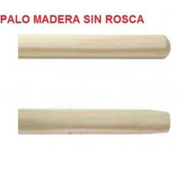 PALO MADERA SIN ROSCA