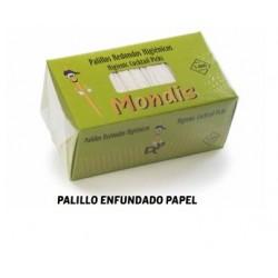 PALILLOS ENFUNDADO PAPEL MONDIS 1000U