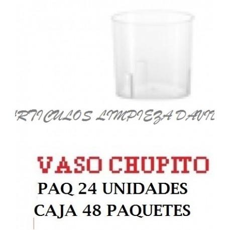 CAJA VASO CHUPITO  1152 24UNID 48PAQ