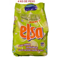 DETERGENTE LAVADORA  ELSA 4 KG