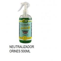 NEUTRALIZADOR OLORES MICRODOR URINE MASCOTA 500ML