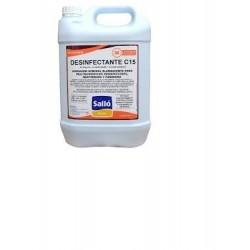 GERMICIDA C15 ADITIVO DESF. GARRAFA 6L
