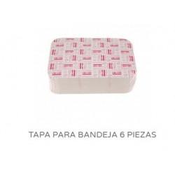 BANDEJAS CANELONES TAPA 6 CANELONES 100U