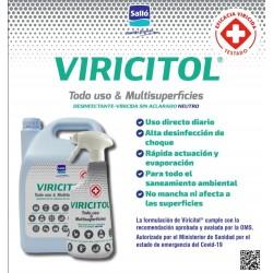 VIRUCIDA PULVERIZADOR VIRICITOL SALLO 5KG